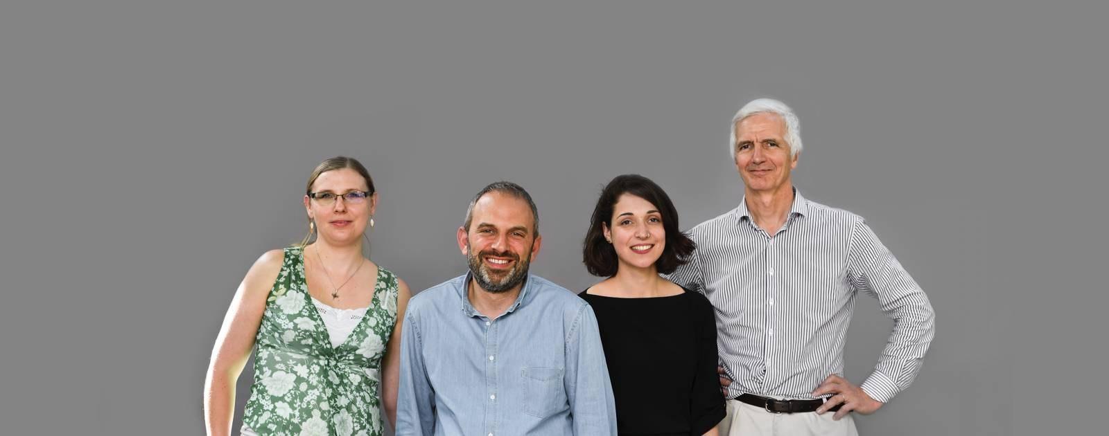 Coachs entreprise Mulhouse, Alsace, Paris : L'équipe | Relayance